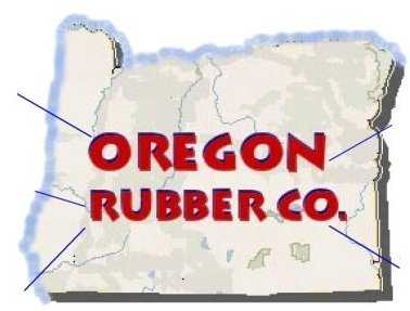 Oregon Rubber Co. logo